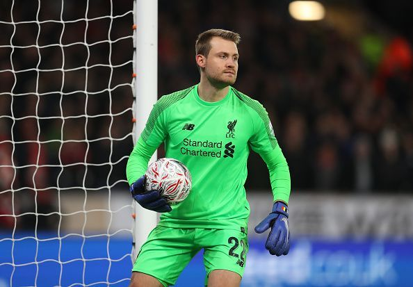 Simon Mignolet is currently a back-up goalkeeper to Alisson Becker at Liverpool.