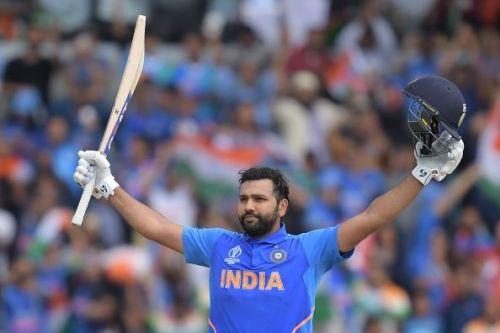 रोहित शर्मा - वर्ल्ड कप 2019 में पांच शतक