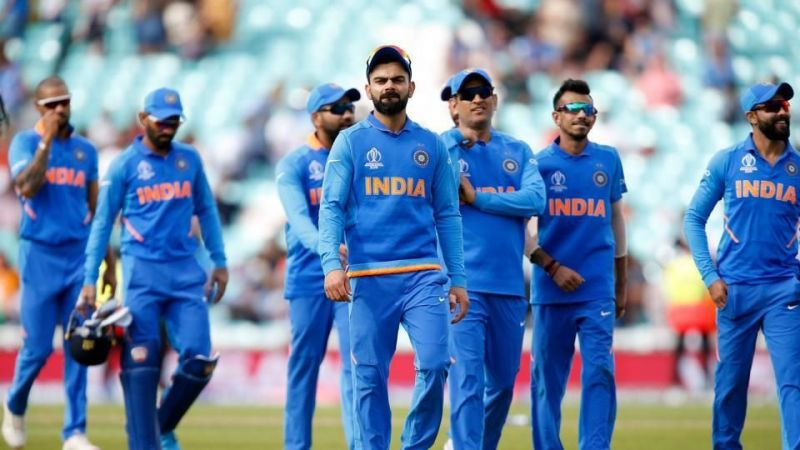 Indian team clearly lacked a Plan B in case the top three failed