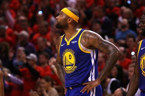 DeMarcus Cousins is among the players that the Lakers could sign if they miss out on Kawhi Leonard