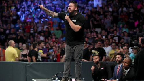 Kevin Owens - The voice of the voiceless