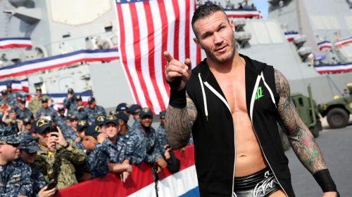 13 बार के WWE चैंपियन द वाइपर रैंडी ऑर्टन
