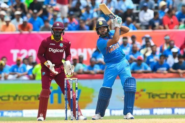 Rohit Sharma the only Indian to hit 100+ sixes in T20I