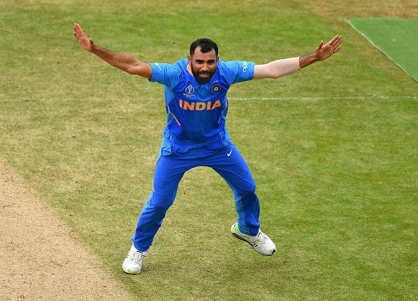 There has been a great uncertainty over Shami