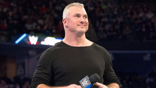Shane McMahon is slowly gaining more and more control of Smackdown Live