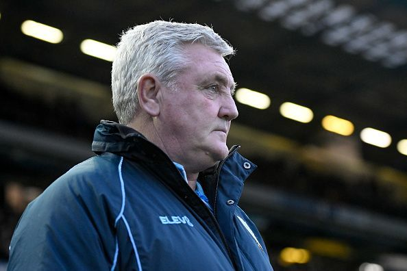 Steve Bruce is set to succeed Rafa Benitez at the helm of Newcastle United