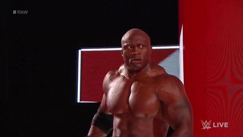 Bobby Lashley proved why he shouldn't be handed a live mic