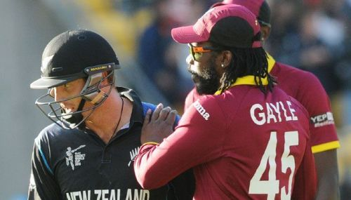 Martin Guptill and Chris Gayle