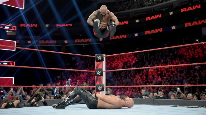 Ricochet held his own against Gallows and Anderson this week, before falling to the number
