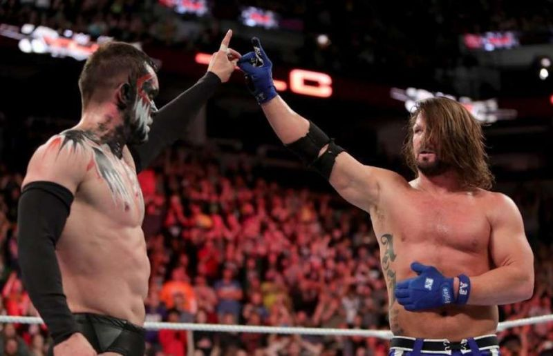 Finn Balor and AJ Styles could join forces at Extreme Rules.