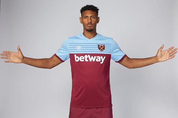 West Ham United Unveil New Signing Sebastien Haller
