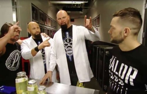Could we see a Bullet Club reunion?