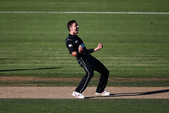 Boult will be the key bowlers for the Kiwis