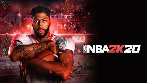 Anthony Davis will feature on the cover of NBA 2K20