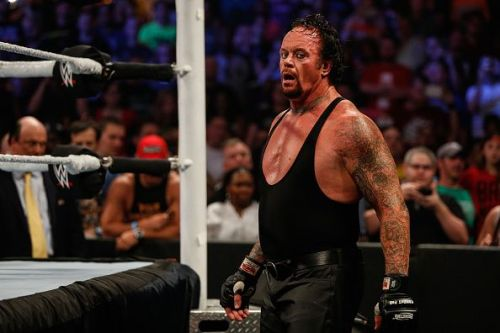 The Undertaker returned to save Roman Reigns on Raw