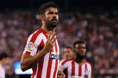 Diego Costa produced a masterclass for Atletico Madrid as they dispatched Real Madrid 7-3 in the ICC