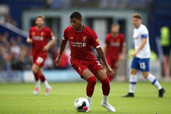 Tranmere Rovers v Liverpool - Pre-Season Friendly