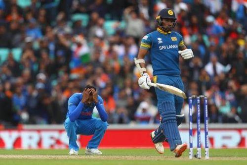 Sri Lanka had defeated India in Champions Trophy 2017