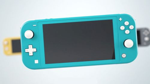 Nintendo Switch Lite - Via Nintendo