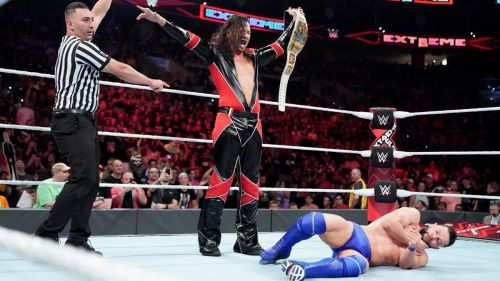 This match deserved to be at the top of the card