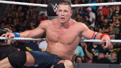 Could we see Cena on Monday?
