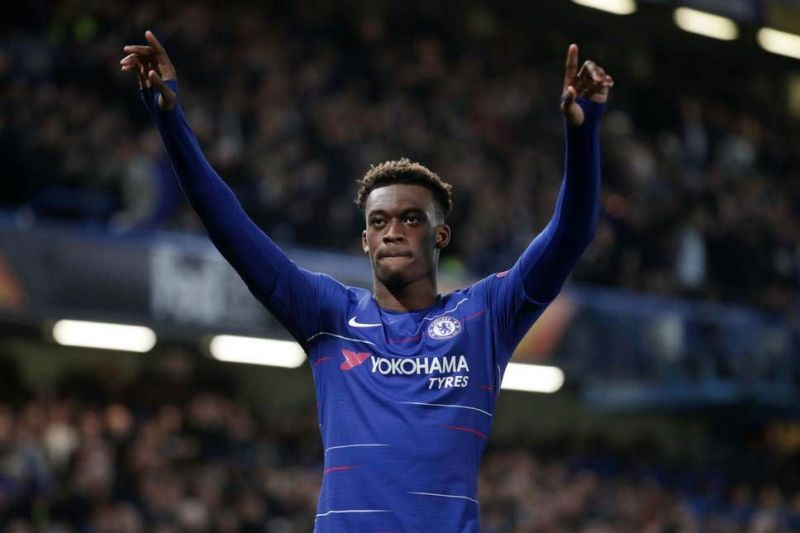Hudson-Odoi will be looking to replace Eden Hazard