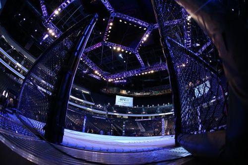 The Lion City will once again play host as UFC Fight Night Singapore takes over Singapore Indoor Stadium on Saturday, October 26 (Representational Image)