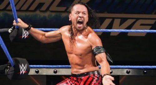 Shinsuke Nakamura: WWE career resurgence coming?