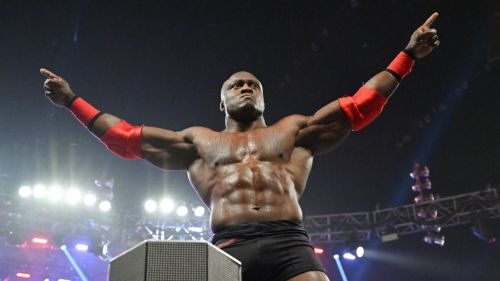 WWE could use Bobby Lashley as a threat to Brock Lesnar's title reign