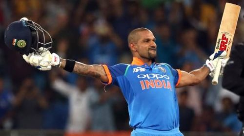 Shikhar Dhawan has provided several explosive starts for India at the top of the order