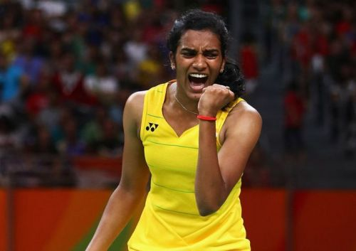 P V Sindhu is India's highest seed.