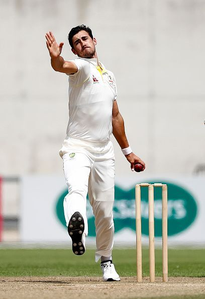 Starc will look to spearhead the Australian bowling attack