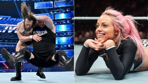 Kevin Owens and Liv Morgan have started using new moves