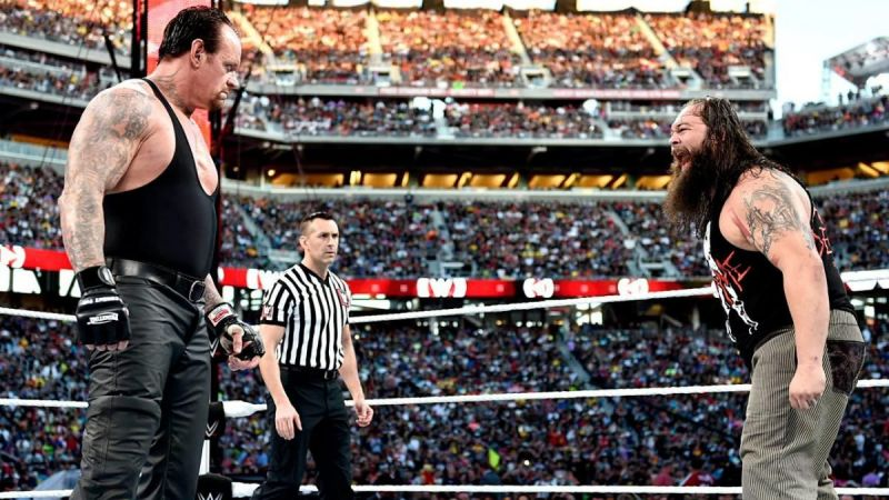 Surprise Returns like Bray Wyatt