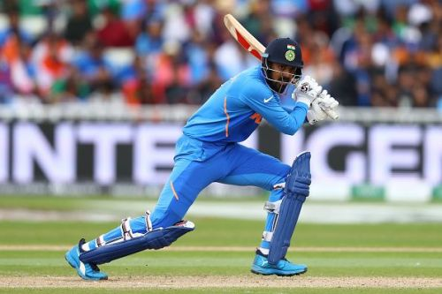 KL Rahul's opening performance looks satisfactory in the absence of Dhawan