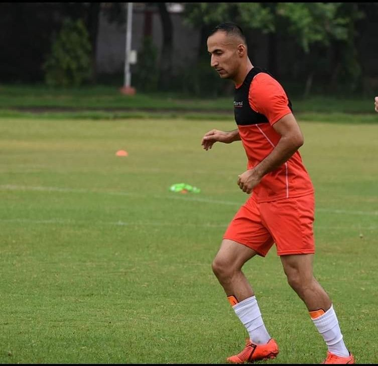 Amirbek Juraboev plays as a midfielder for FC Istiklol and has made 22 international appearances so far