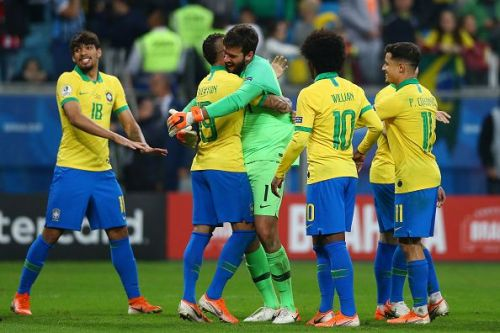 Brazil clash swords with Argentina in the semi-final of the 2019 Copa America