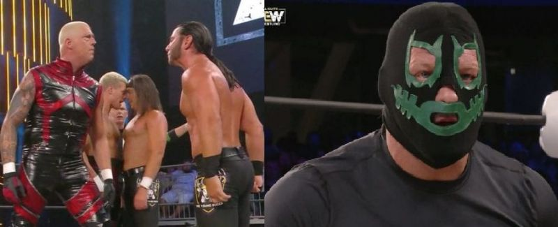 AEW continues to take shots at WWE!