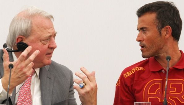 AS Roma Team Presentation
