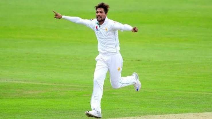 आमिर ने पाकिस्तान की तरफ से 36 टेस्ट मैचों में 119 विकेट हासिल किए