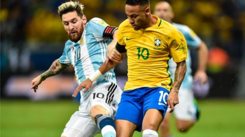 Brazil and Argentina are the two most successful South American sides in World Football