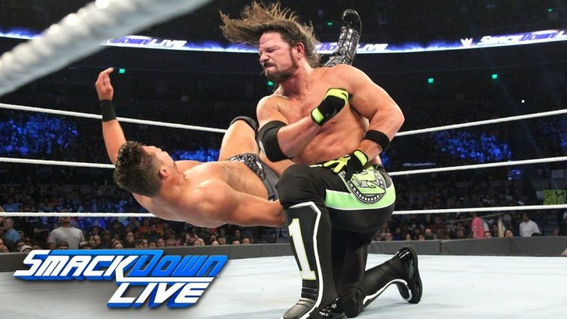 AJ Styles WWE | News, Rumors, Pictures & Biography