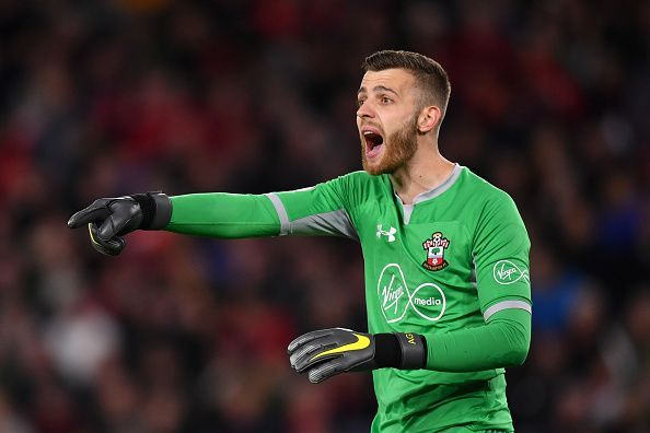 Angus Gunn could prove to be a shrewd choice as a differential