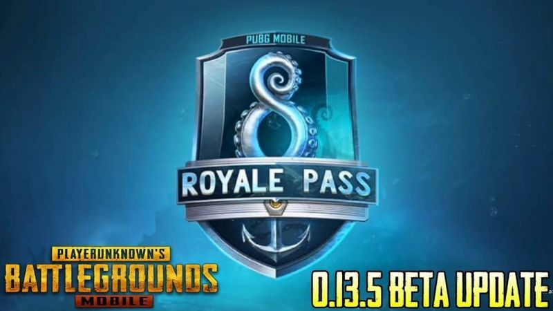 Pubg Mobile Update V0 13 5 Release Date Season 8 Royale Pass