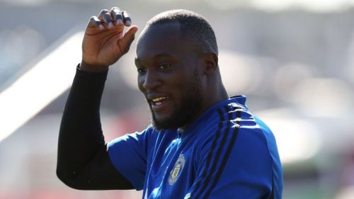 Romelu Lukaku has travelled with United squad to Australia amid an uncertain future.