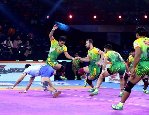 प्रो कबड्डी 2019, मैच 16: तमिल थलाइवाज  vs पटना पाइरेट्स