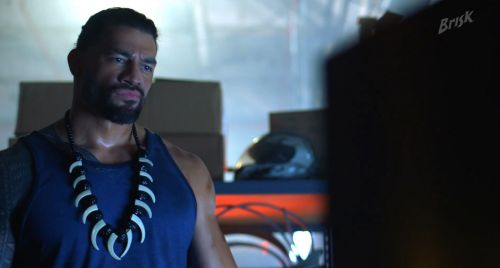 Roman Reigns shines in the new commercial!