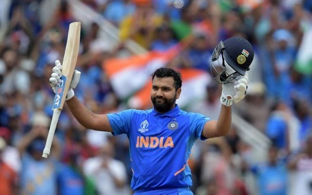 Rohit Sharma was the highest run-getter of the tournament