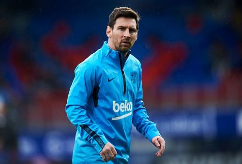 Agent hopes Barcelona's Lionel Messi will join Inter Milan