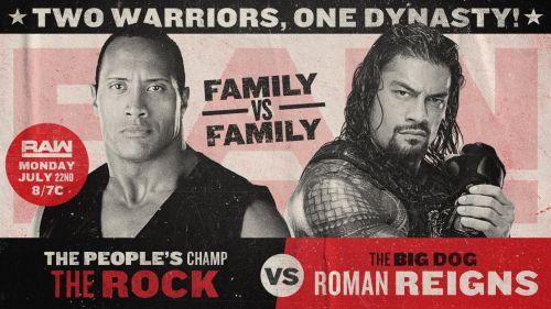 रोमन रेंस और द रॉक